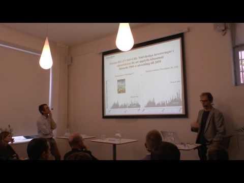 Energilagring -  en möjliggörare i energiomställningen