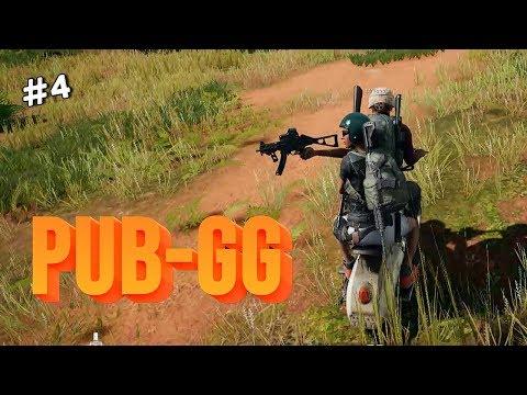 PUB-GG | Funny Moments & Fails 4 (PUBG Malaysia)
