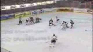 Petteri Nummelin (HC Lugano) solo goal vs SC Rapperswil Jona (SCRJ)