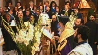 Ι.Μ.Ν. ΑΓΙΟΥ ΜΗΝΑ (Χαιρετισμοί – Α΄στάσις)