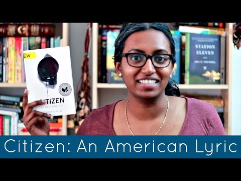 Citizen: An American Lyric By Claudia Rankine | Book Review