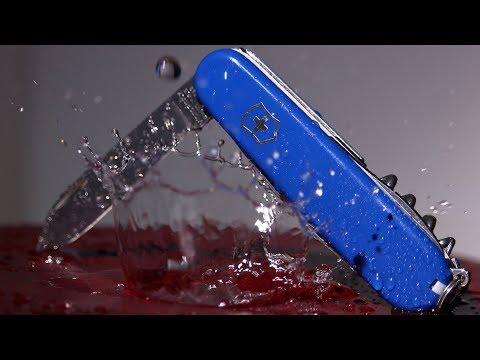 Обзор EDC ножа Victorinox Spartan