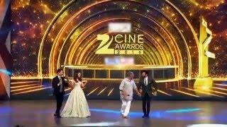 ZEE Cine Awards -  Nana Patekar - ZEE TV Caribbean
