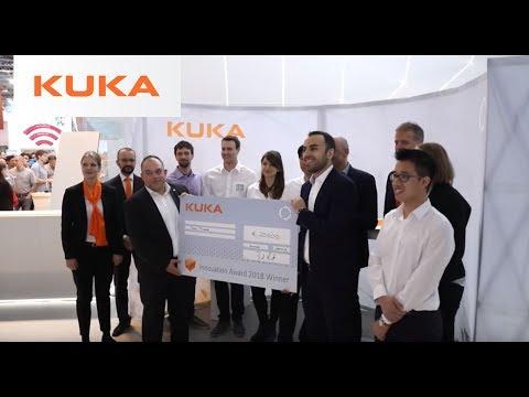 KUKA Innovation Award Ceremony 2018 - Live