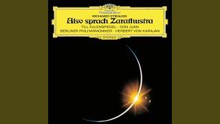 R. Strauss: Also sprach Zarathustra, Op.30, TrV 176 - Prelude (Sonnenaufgang)