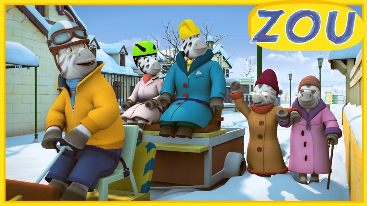 Nouvel épisode Zou En Français Zou Déblaie La Neige