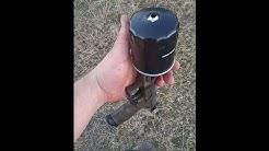 Oil Filter Suppressor