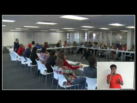 UCT's IRTC Steering Committee meeting 20 May 2017 - Session 3