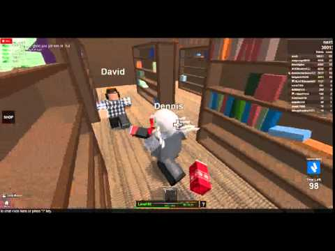 nairb's ROBLOX video Exploiter Report 1: iloveto's God Mode