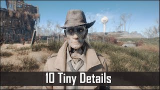 Fallout 4 – 10 Tiny Details You May Have Missed in the Wasteland - Fallout 4 Secrets (Part 3)