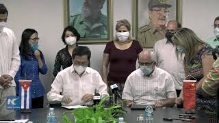 China sends medical supplies donation to Cuba to fight COVID 19 pandemic