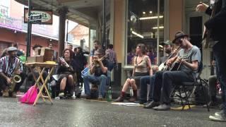 "Tuba Skinny - ""Sidewalk Blues"""