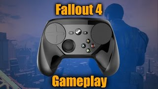 Fallout 4 on the Steam Controller