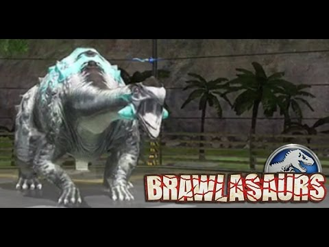 White Ankylodocus | Lost Brawlasaurs | Jurassic World: The Game [Episode 66]
