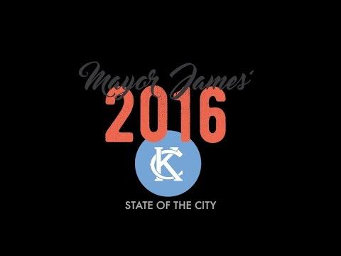 "KCMO Mayor Sly James sings ""Kansas City"""