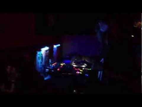 Eddie Fowlkes at Underground Ibiza