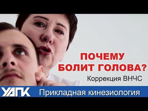 Связь челюсти и головной боли. Прикладная кинезиология