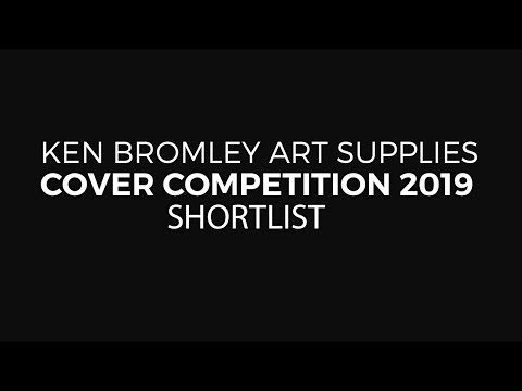 Ken Bromley Art Supplies Cover Competition