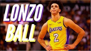 "Lonzo Ball Mix ""Beast Mode""ᴴᴰ (Emotional)"