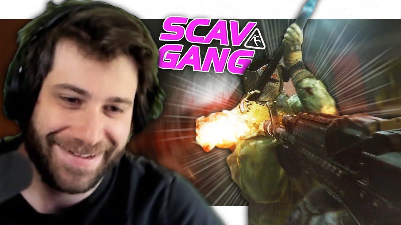 The hidden power of the Tarkov Scav Gang...