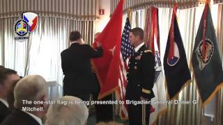 ASC's Mitchell promoted to brigadier general