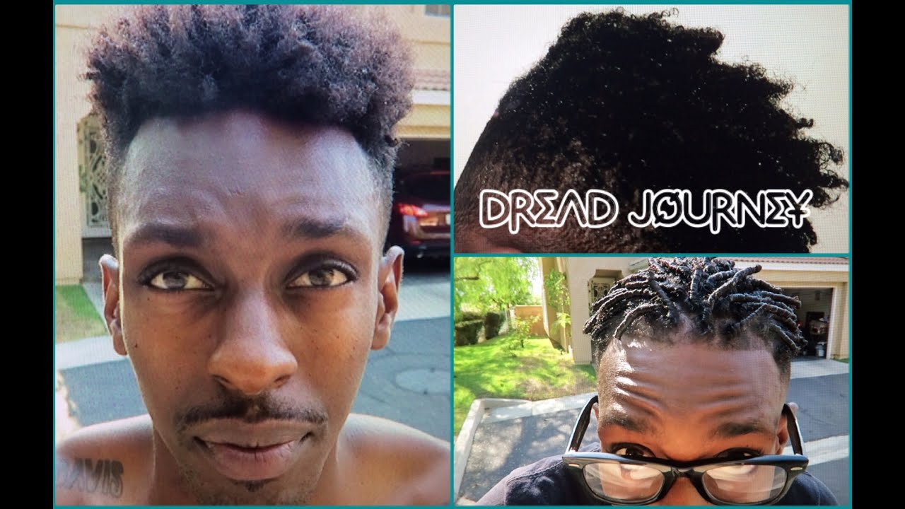 2015 Dread Journey Hightop Locs With Ro Quot 1st Twist Quot Youtube