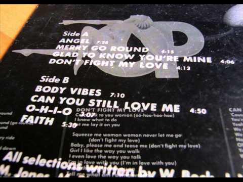 OHIO PLAYERS-BODY VIBES1977