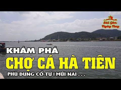 """Đi Chợ Hà Tiên biển Mũi Nai Phù Dung Cổ Tự trải nghiệm nhiều """"bất ngờ"""" thú vị"""
