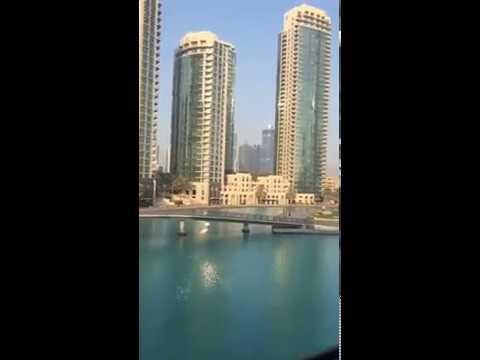 Breakfast in Dubai @PalaceDowntown with Euro