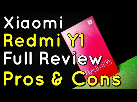 Xiaomi Redmi Y1 Full Review | is This The Perfect Selfie Phone | Hindi – हिंदी