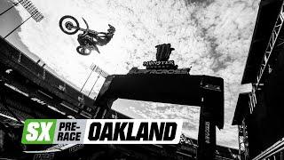 Supercross Pre-Race: Oakland