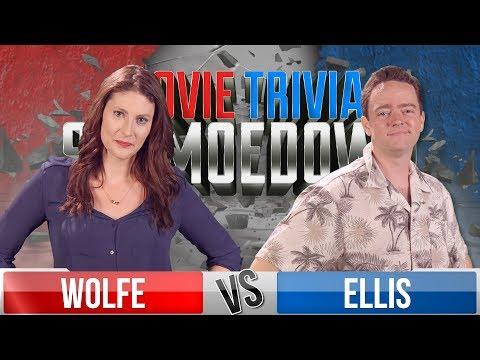 Clarke Wolfe VS Mark Ellis - Movie Trivia Schmoedown