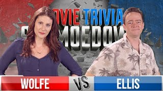 Clarke Wolfe VS Mark Ellis - Movie Trivia Schmoedown