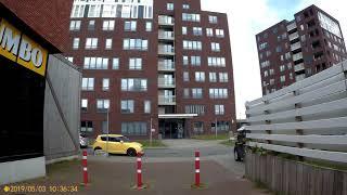 Rondje Stad Groningen Total (Stadspark Tour) Dutch Bike Blogger (WH 03-05-19)