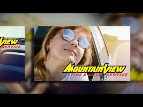 Mountain View Tire and Auto Service Radio Commercial Compilation