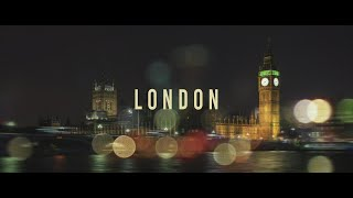 The Young Hearts - London (OFFICIAL MUSIC VIDEO)