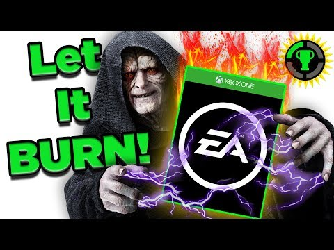 Download Youtube: Game Theory: The Fire Storm Of Star Wars Battlefront 2
