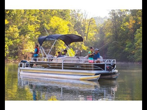 2019 Sun Tracker Fishin' Barge 20 DLX Feature Walkthrough With Norris Marine Mp3