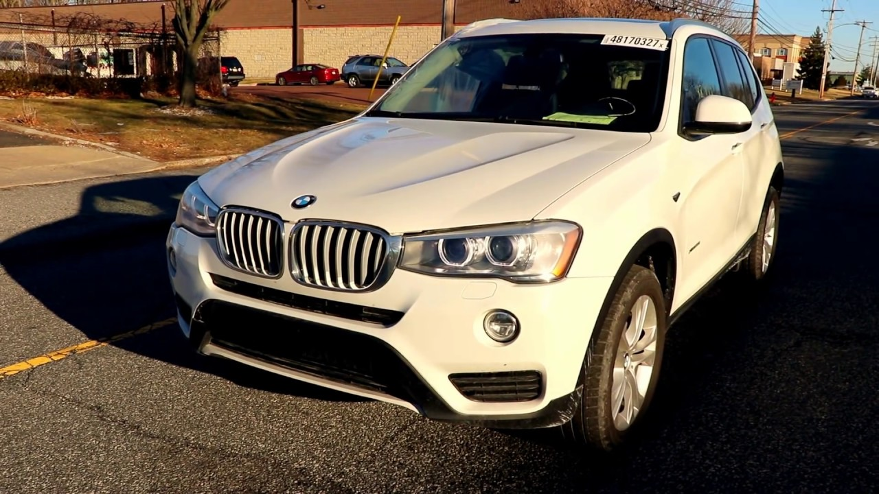 BMW X3 2015 - БМВ Х3 2014 - 2015 рестайлинг тест драйв видео - YouTube