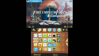 3ds Ntr Cfw Test With Fire Emblem Fates Conquest From Youtube - The