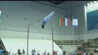 Илья Кибартас Перекладина Финал - Чемпионат России 2017