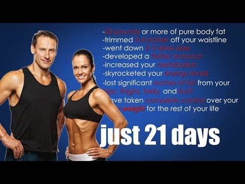 The 3 Week Diet System - Flatter Stomach Fast HD
