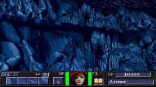 Retro 3D D&D RPG Game 2: DeathKeep(1995)