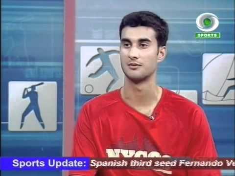 Sanjiv Kassal interviews Yuki Bhambri Part-1