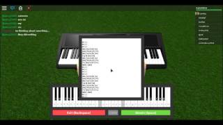 flowey's theme piano roblox (fail