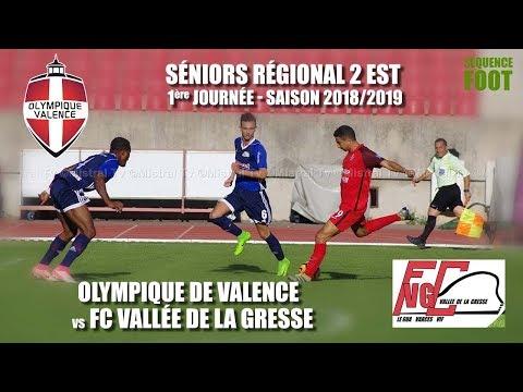 Séquence Foot Journée 01 OV vs FCVG 09 09 2018