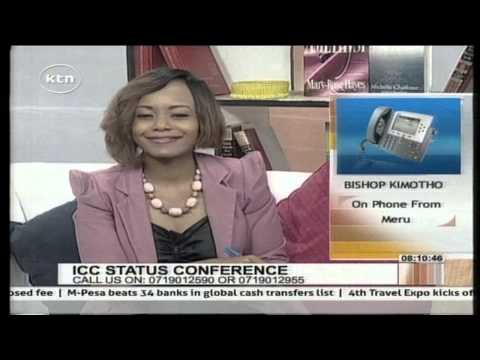 State of the nation; The ramafications of ICC Status Conference to Kenya