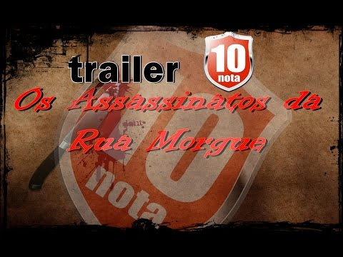 Trailer do filme Os Assassinos da Rua Morgue