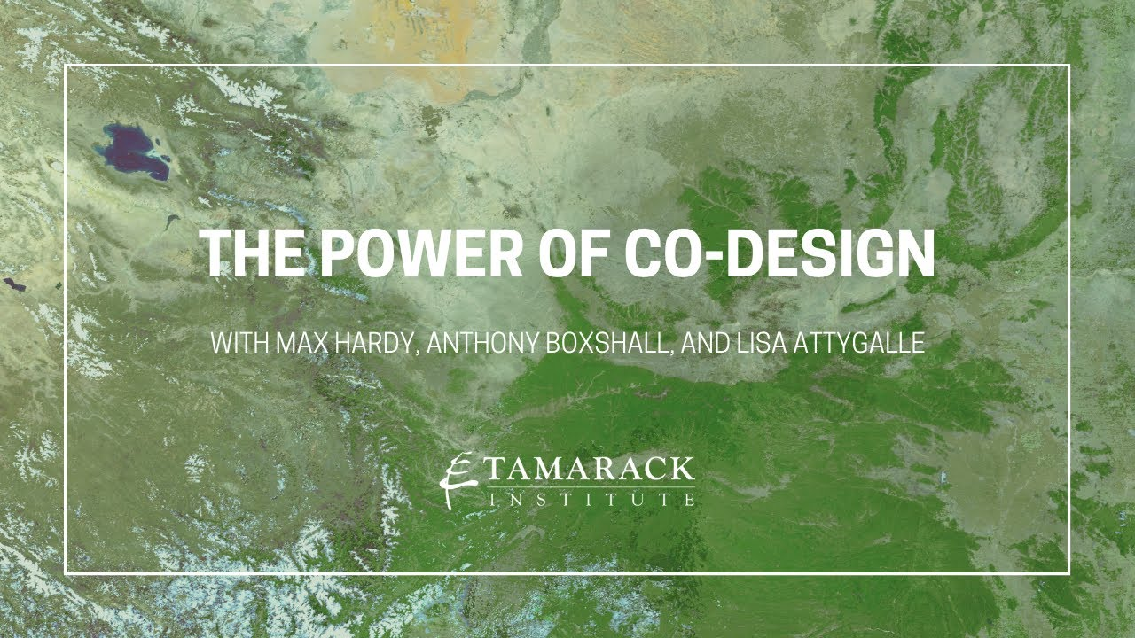 The Power of Co-design