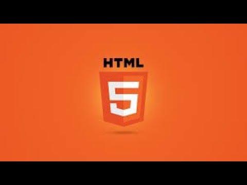 HTML | HTML5 | Review  1 |Web Page Design | مراجعة 1  : وتصميم صفحة ويب كاملة | #28